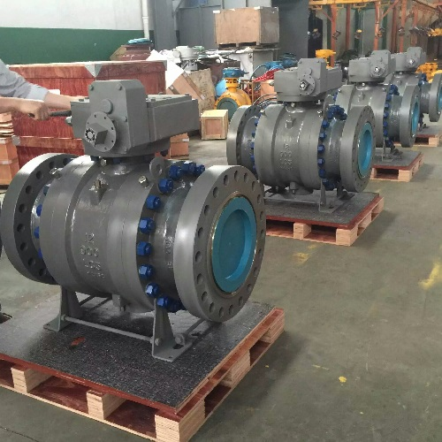 Carbon Steel Ball Valve 12 inch 600 LB API 6D