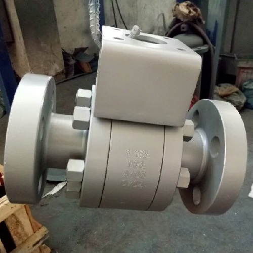 China Good Quality Ball Valve 1 1/2 inch 900LB A105 RTJ
