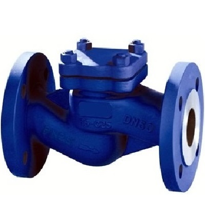 DIN 3356 Lift Check Valve GS-C25 DN50 PN25 Flanged Ends