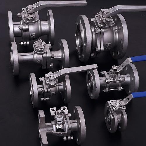 Stainless Steel Ball Valve 2 inch 150 LB RF SS316  API 6D