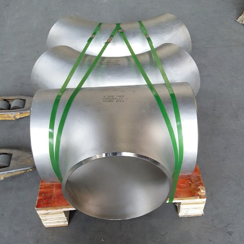Stainless Steel Tee 12 inch Sch 40 SS 316