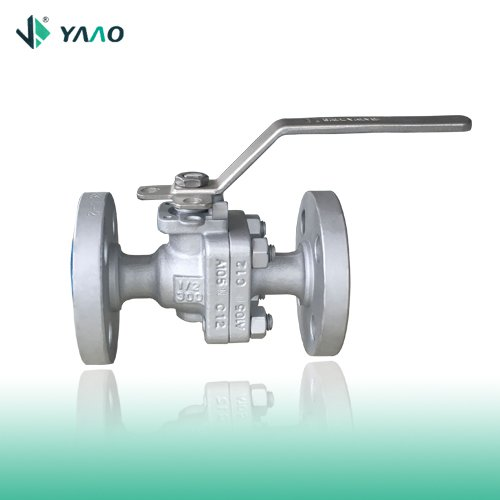 API 6D Forged Ball Valve, 1/2-4 Inch, 150-2500 LB, Flanged