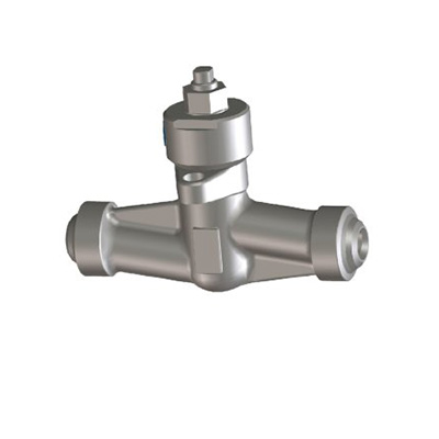 Forged Straight Pattern Check Valve, Pressure Seal Bonnet