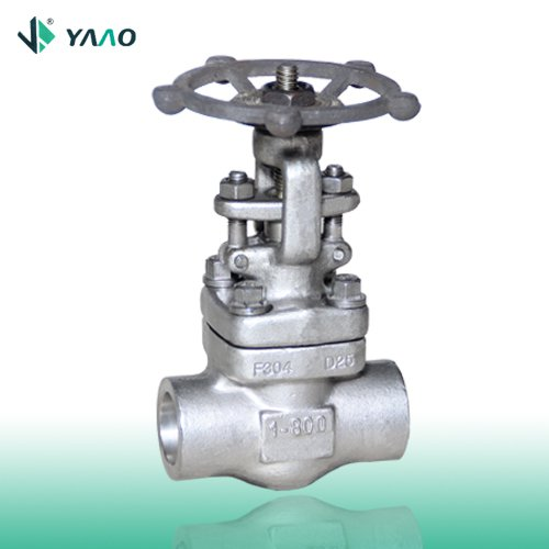 API 602 Forged Gate Valve, 3/8-4 Inch, Class 150-2500LB