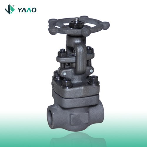 ASME B16.34 Forged Gate Valve, 150LB-2500LB, 3/8-4 Inch