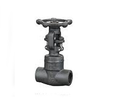 ASME B16.34 Standard Port Forged Gate Valve, 1 Inch, Class 800, SW