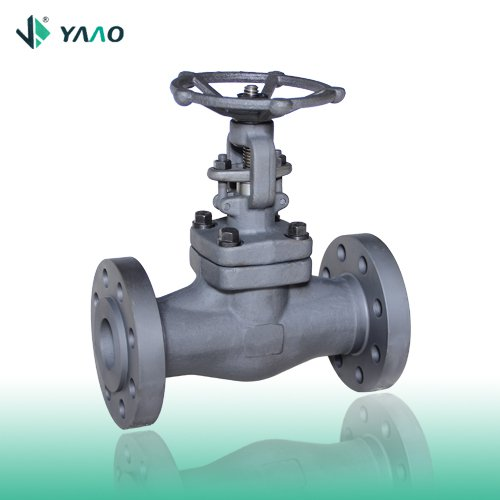 ISO 15761 Flanged Forged Gate Valve, 150-2500 LB, 1/2-4 Inch