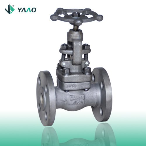 API 602 Flanged Forged Globe Valve, 1/2-4 Inch, 150-2500 LB