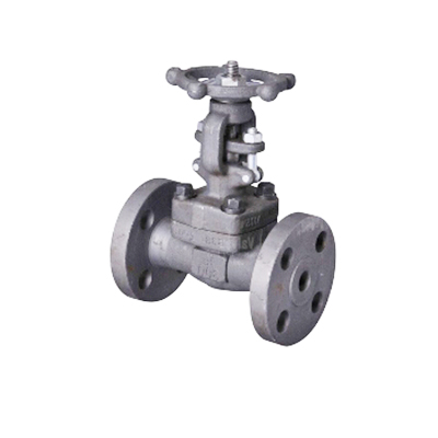 API 602 Flanged Forged Steel Globe Valve, 1 1/2 Inch, Class 300