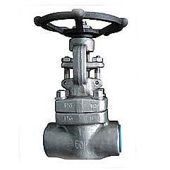 ASTM A182 F9 Forged Globe Valve, ASME B16.34, 1/4IN, CL150