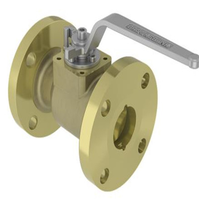 ASTM B148 Ni-Al-Bronze 1 Piece Floating Ball Valve